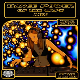♪ Dance Power Of The 90's Mix (Mixed by DJ Bossi) - obrázek
