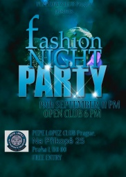 ¨FASHION PARTY