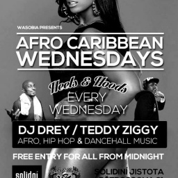 CARIBBEAN WEDNESDAYS