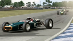 F1 LEGENDS RACING 2 (work in progress)