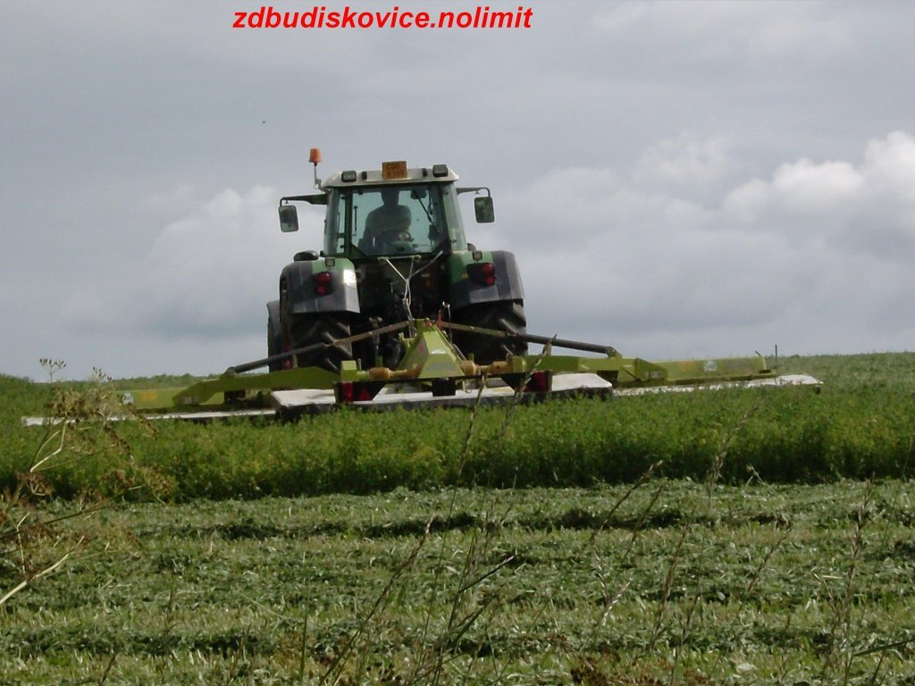 Fendt 936 vario + Claas disco