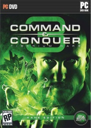 Command And Conquer 3 Tiberium Wars Kane Edition - obrázek